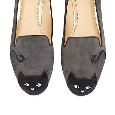 Just fell in love with the Peeping Kitty Smoking Slipper for $138 on C. Wonder! Click on the image and receive 20% off your next full-price purchase and find something you love too!
