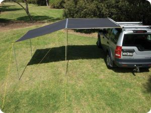 Canvas Car Awning Vehicle Tents