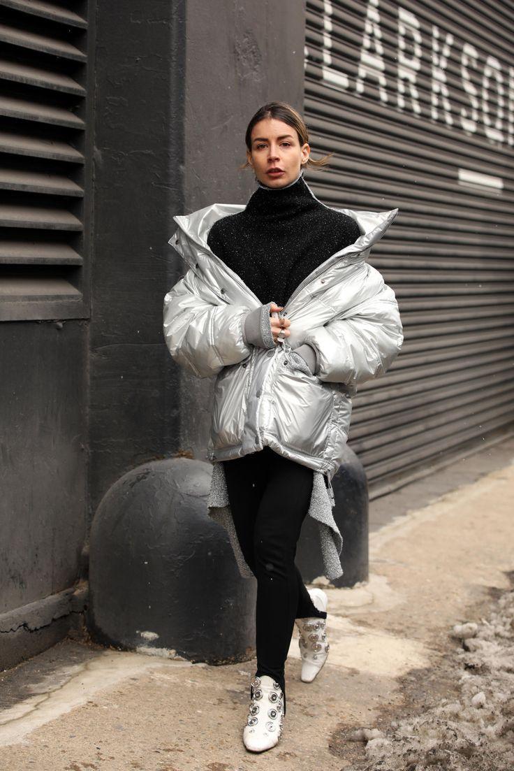 07d3ff64da7 Best Street Style Looks of NYFW Fall 2017