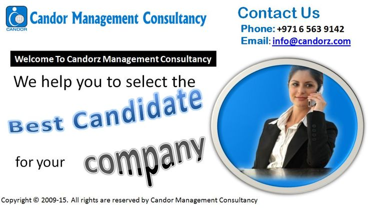 Candorz is one of the most leading overseas employment agencies and we are comes in top 10 recruitment agencies in Pakistan, India and rests other country. We are committed to offer the best manpower from UAE to Saudi Arabia, Pakistan, India, Nepal, Bangladesh, Dubai, Abu Dhabi, Qatar and Oman. For more details visit us http://www.candorz.com