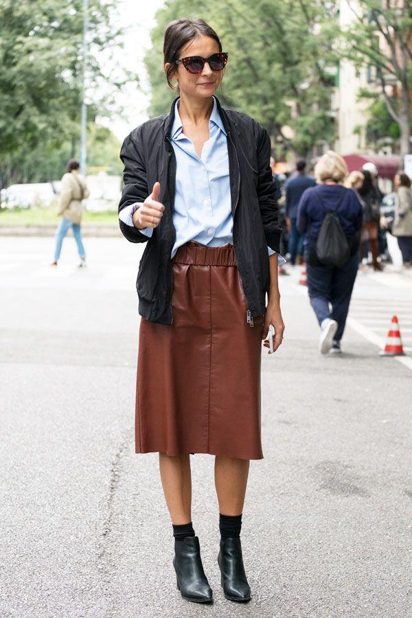 ファッションエディターやブロガー、スタイリストなど、ミラノで活躍するファッショニスタの秋スタイルは? カジュアルとシックのバランス感が絶妙な、彼女たちの着こなしをご紹介。
