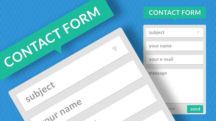 Create+Contact+Form:+Step+By+Step+Guide