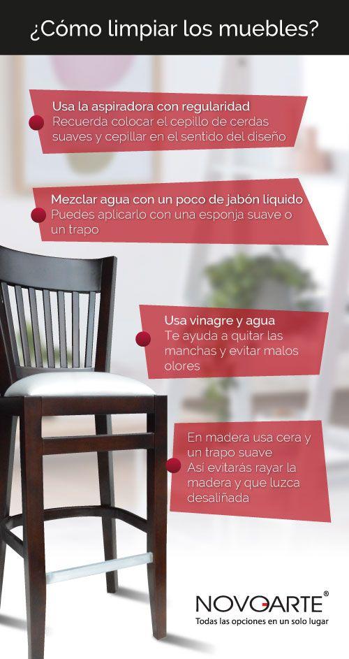 Los mejores muebles con una combinación de diseño, y elegancia  #Estilo #MueblesParaCasa #Novoarte