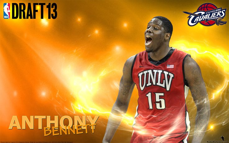 Wallpaper of 1st overall pick in 2013 NBA Draft, Anthony Bennett... Full size available at - http://www.basketwallpapers.com/Canada/Anthony-Bennett/