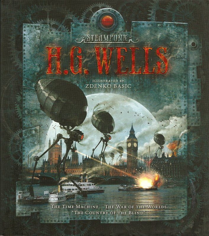 The War of the Worlds - Running Press, 2013 | Cover art by Zdenko ...