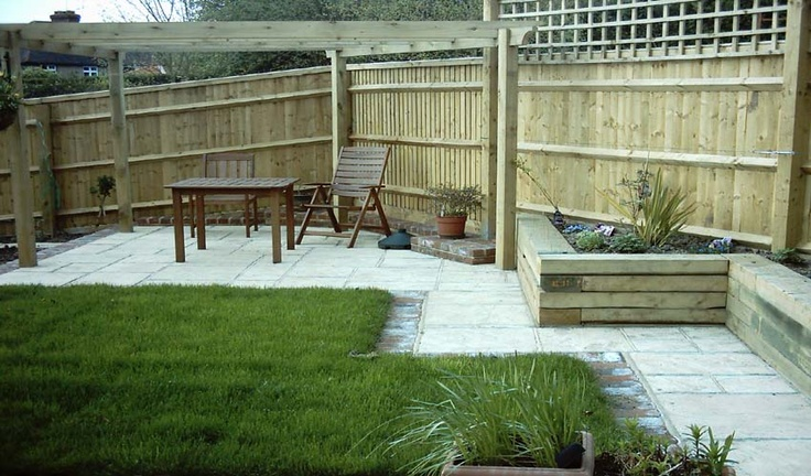 Backyard privacy fencing  Outdoors Privacy  Pinterest