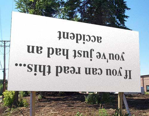 funny road signs | Blog FUAD - Informasi Dikongsi Bersama: Funny Road Signs (2)