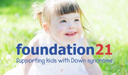 2015 Recipient: foundation21 | Project: Website design and development | www.f21.org.au #quisk #design #adelaide #southaustralia #bigpicture #giveback #foundation21 #downsyndrome