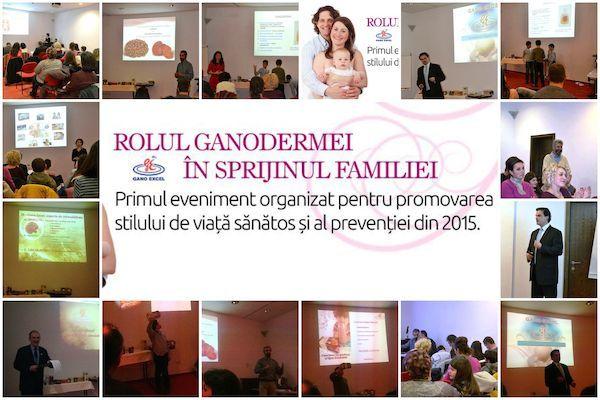Rolul Ganodermei în sprijinul familiei #targumures #clujnapoca #romania