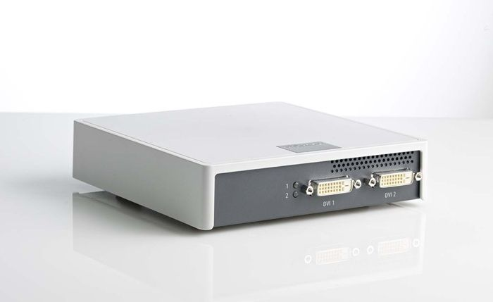 MNA-120 ENC DVI - AV-to-IP encoder for the digital operating room with 2x DVI-SL inputs
