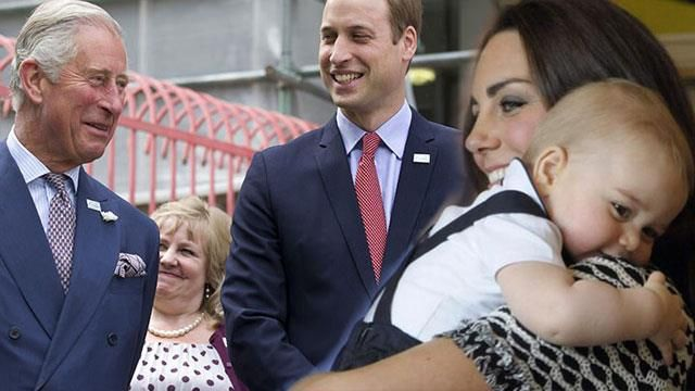 """Prince Charles: """"I hope it will be a girl this time"""""""