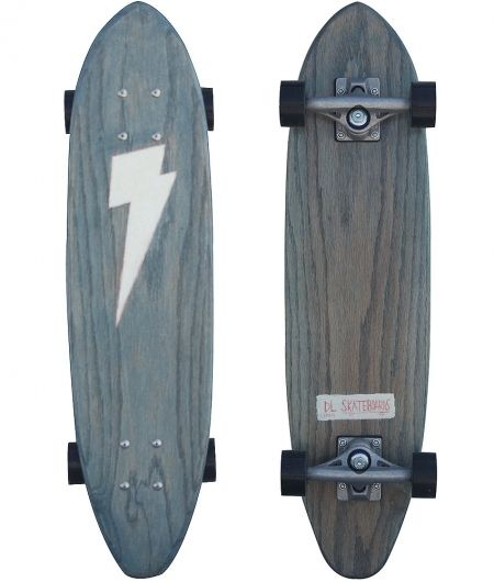 SALT SURF — DL Blue Lightning Bolt