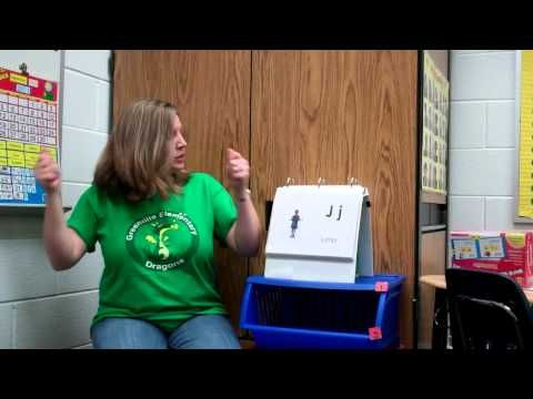 Visual Phonics - my cooperating teacher uses this and it's so cool to see how much it helps!