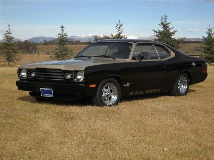 Best Auto Tuning Style Illustration Description Duster Plymouth Duster Muscle Cars Mopar Cars