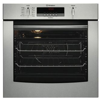 Westinghouse POR881S 60cm Pyrolytic Oven at The Good Guys  $1348