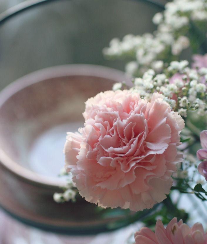 Mummon aarteita, kukkia ja lierihattuja
