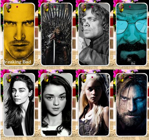Soft Phone Cases with Game of Thrones and Breaking Bad Design for Huawei Y6 II //Price: $16.99 & FREE Shipping //     #iphone
