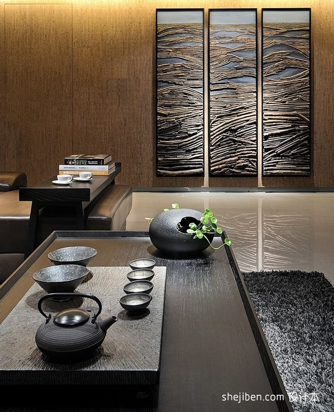 Modern Japanese Home Interior: 448 Best Asian Design Images On Pinterest