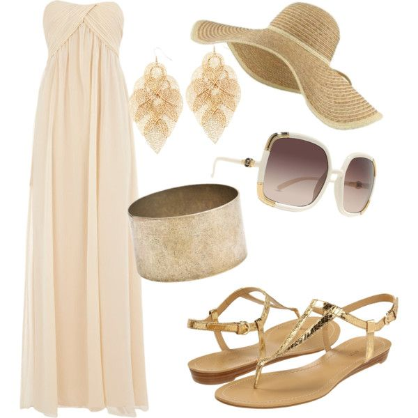 I ordered the dress !   neutral & gold beach day-andria maternity shoot outfit!
