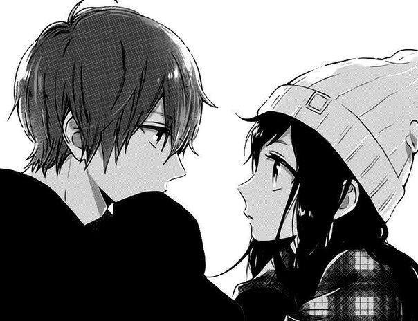 Anime Couple Kawaiiii Desenhos De Casais Anime