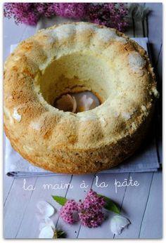 Gâteau aérien aux blancs d'oeufs -