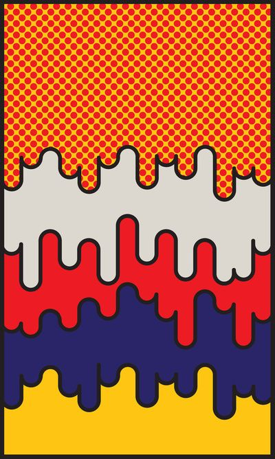 Lichtenstein Art Print