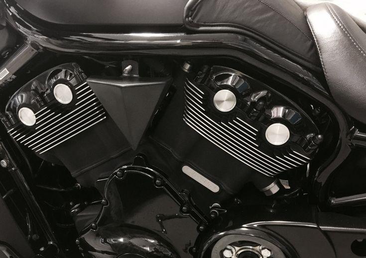 V Rod Harley, My Custom Hand Fabricated Harley Vrod Horn Cover