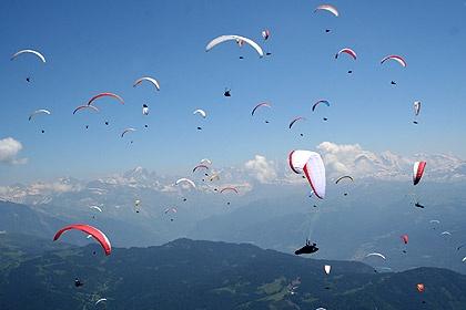 La imagen, the image, L'image / parapente, paragliding. 2006