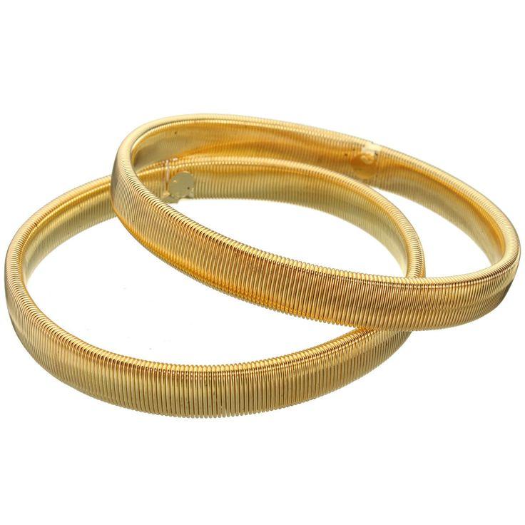 2pcs Arm Band Armband Elastic Bracelet Anti Slip Shirt Sleeve Holders at Banggood  #women #men #fashion #jewelry #watches
