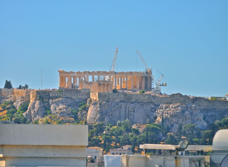 The City of #Athens in your hand. #Hotel #TheStanley
