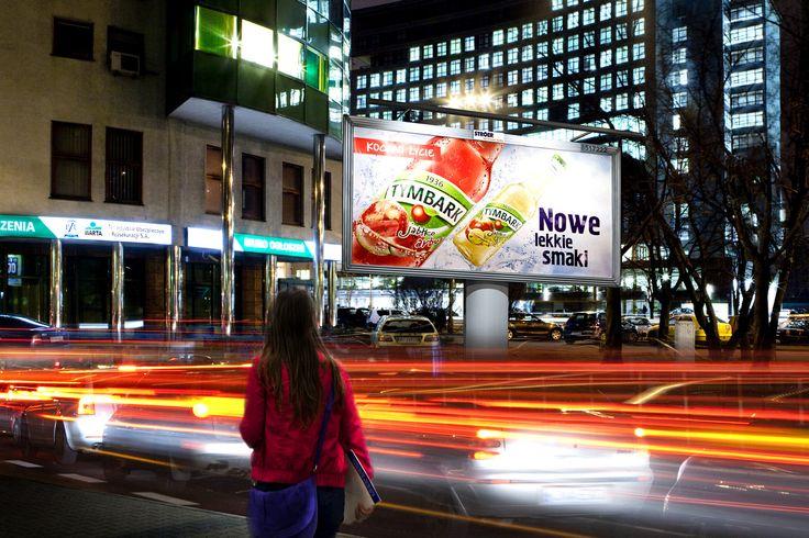 Doskonała widoczność i duża liczba odbiorców – kampania marki Tymbark