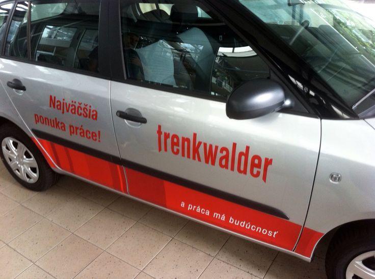 Polep - Trenkwalder