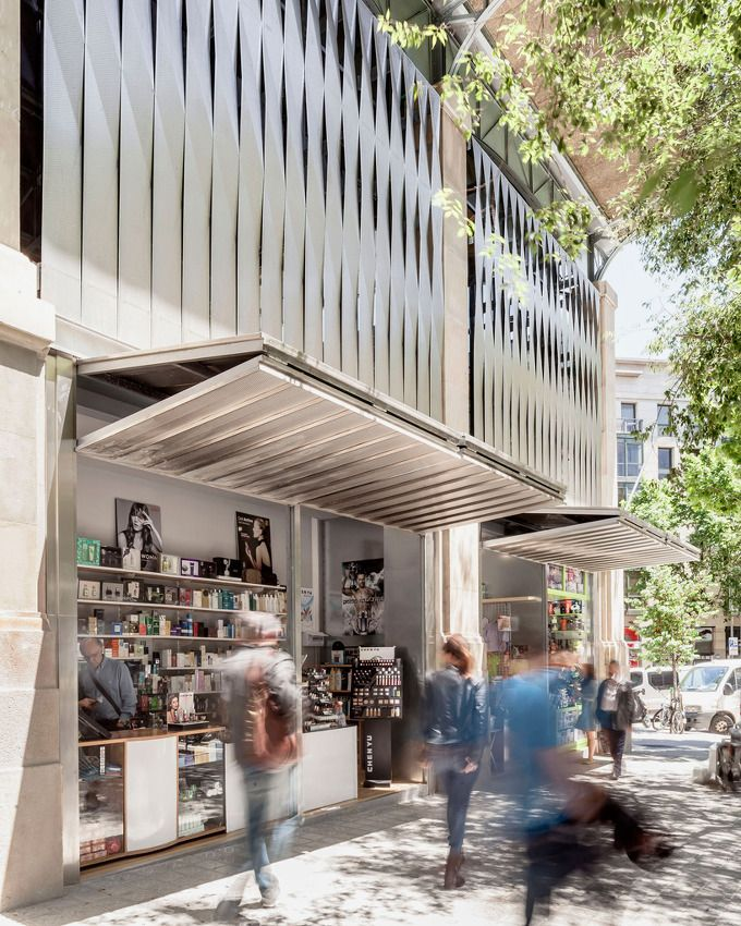 *바로셀로나 마켓 리노베이션 [ mateo arquitectura ] barcelona's el ninot market :: 5osA: [오사]