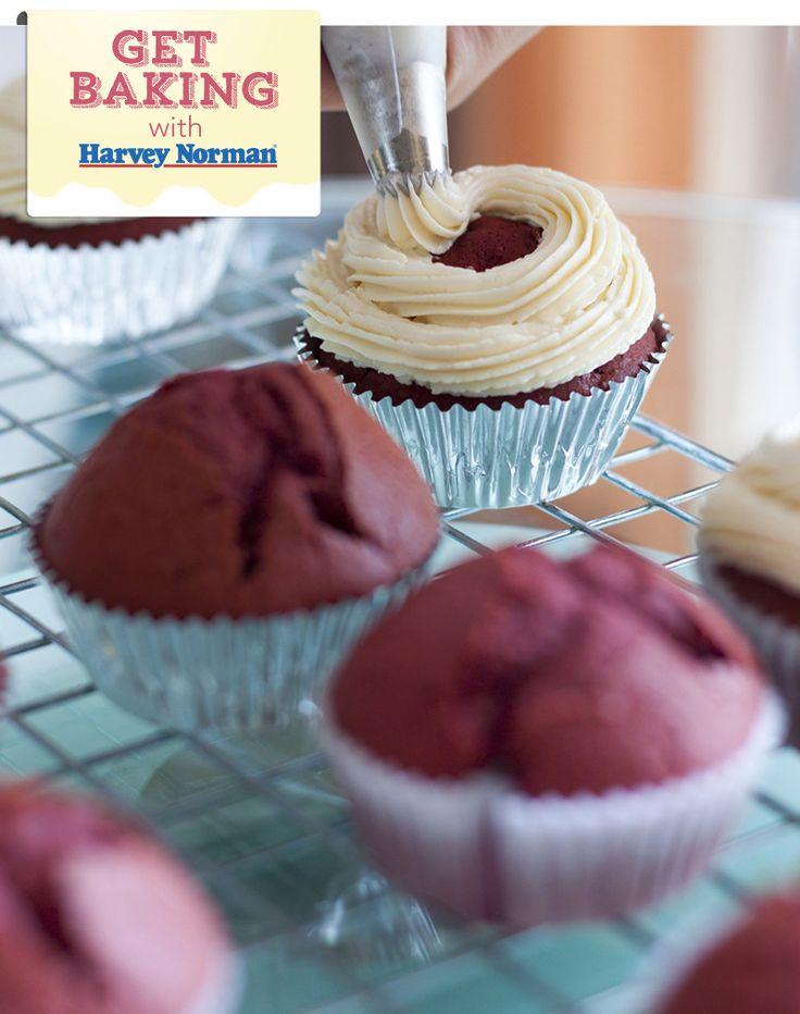 Are your baking skills the cream of the crop? Click http://apps.facebook.com/harveynormanbaking & show us! #GetBaking