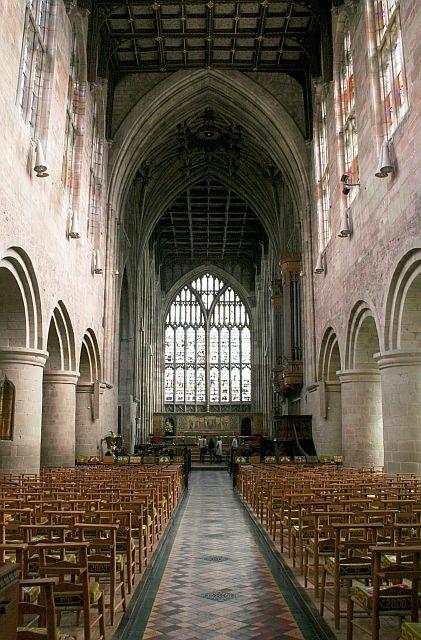 Great Malvern Priory - Wikipedia, the free encyclopedia