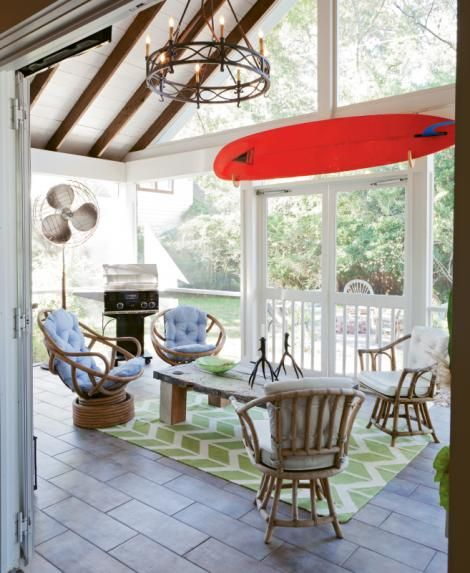 Must Watch 30 Stunning Deck Lighting Ideas: 1000+ Images About Screened Porch On Pinterest