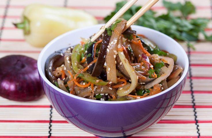 Vinete pregătite în stil coreean — pentru amatorii bucătăriei asiatice! - Retete-Usoare.eu
