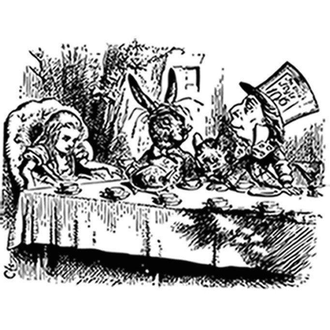 Alice and klaus wedding invitations