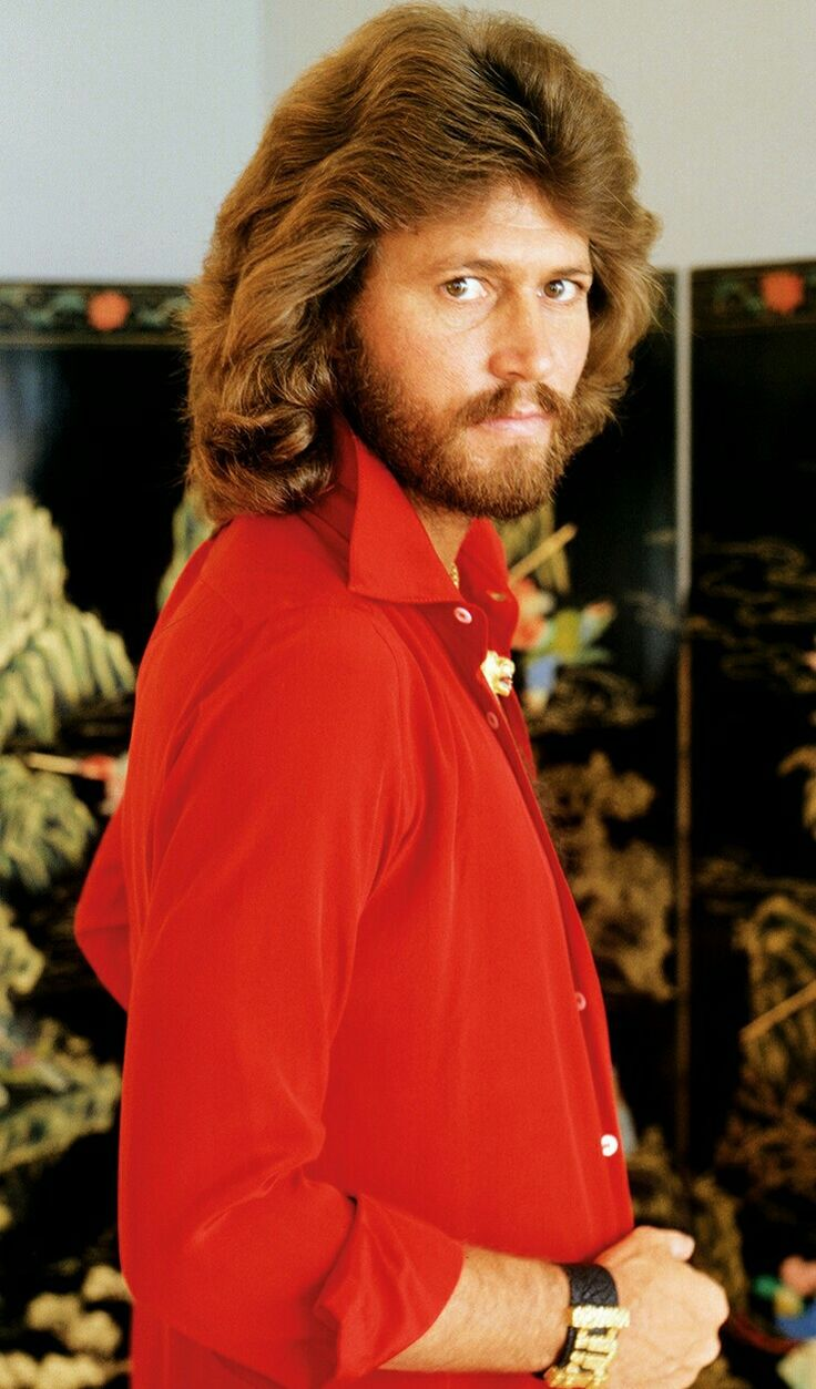 Barry Gibb | The Brothers Gibb | Barry gibb, Andy gibb, Music
