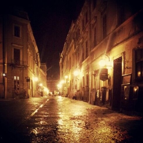 old town, Lublin, Poland