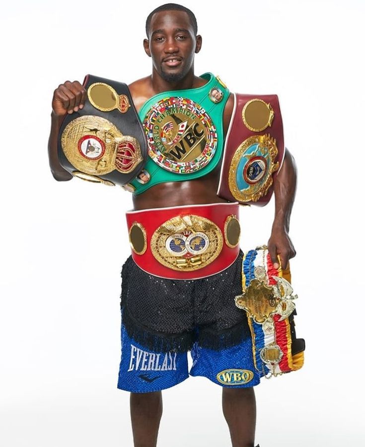 Terence Crawford @tbudcrawford