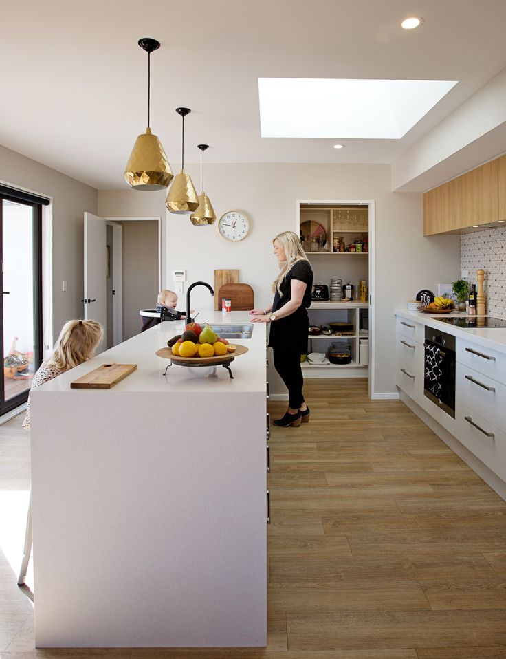 A brand-new Christchurch family home with a mix of moody hues - Homes To Love