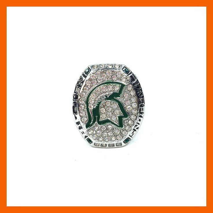 2015 MICHIGAN STATE SPARTANS COLLEGE FOOTBALL CHAMPIONSHIP RING
