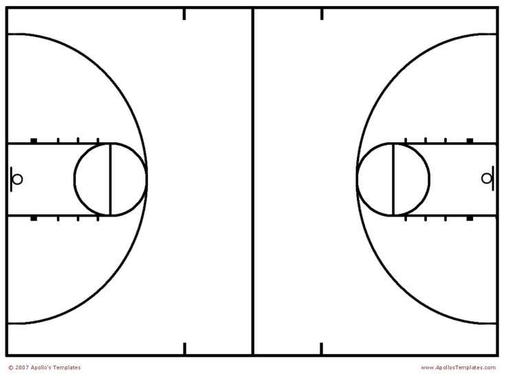 215 besten Basketball Printables Bilder auf Pinterest | Basketball ...