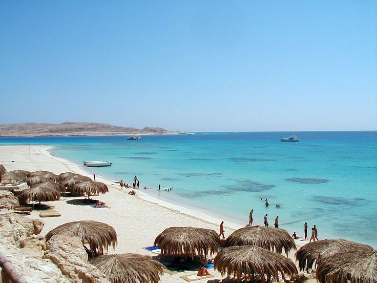 Giftun Islands - Hurghada, Egypt