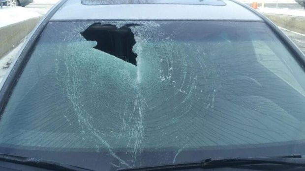 A damaged auto glass is dangerous for the safety of your vehicle and passengers.  #WindscreenRepair #WindscreensReplacement