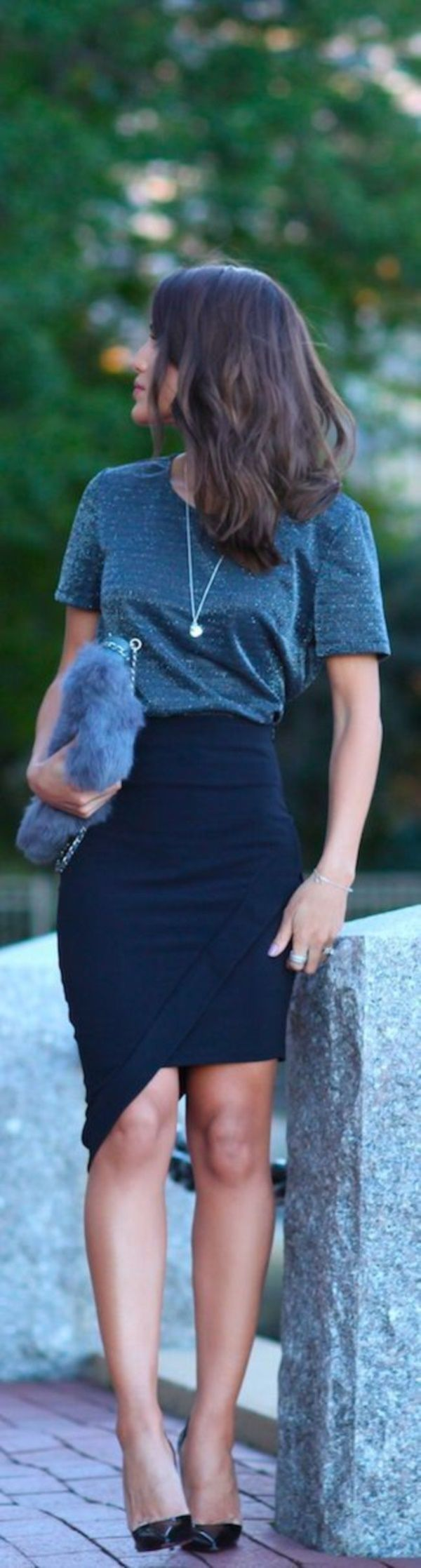 40 Business Women Pencil Skirt Outfits For 20160101