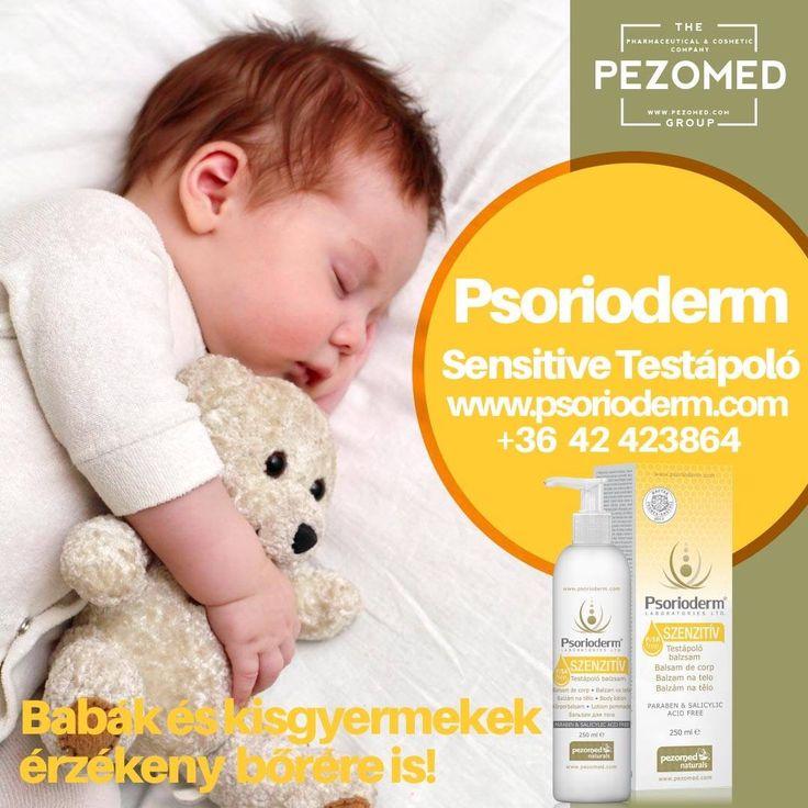 Psorioderm Sensitive Testápoló
