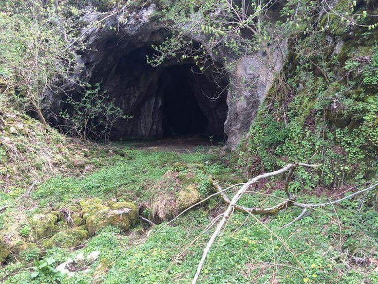 Pećina u selu Rakovica, Čigota