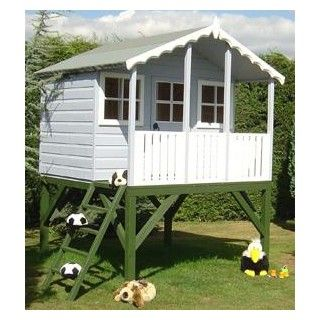 outdoor playhouse | Childrens Playhouses